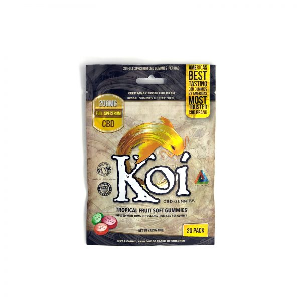 KOI-CBD-Tropical-Fruit-Soft-Gummies-200mg