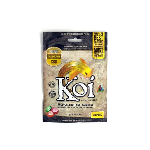 KOI-CBD-Tropical-Fruit-Soft-Gummies-200mg