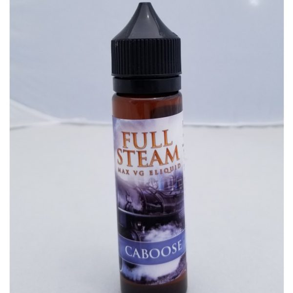 Saffire CBD Full Steam Max VG Caboose 60mL