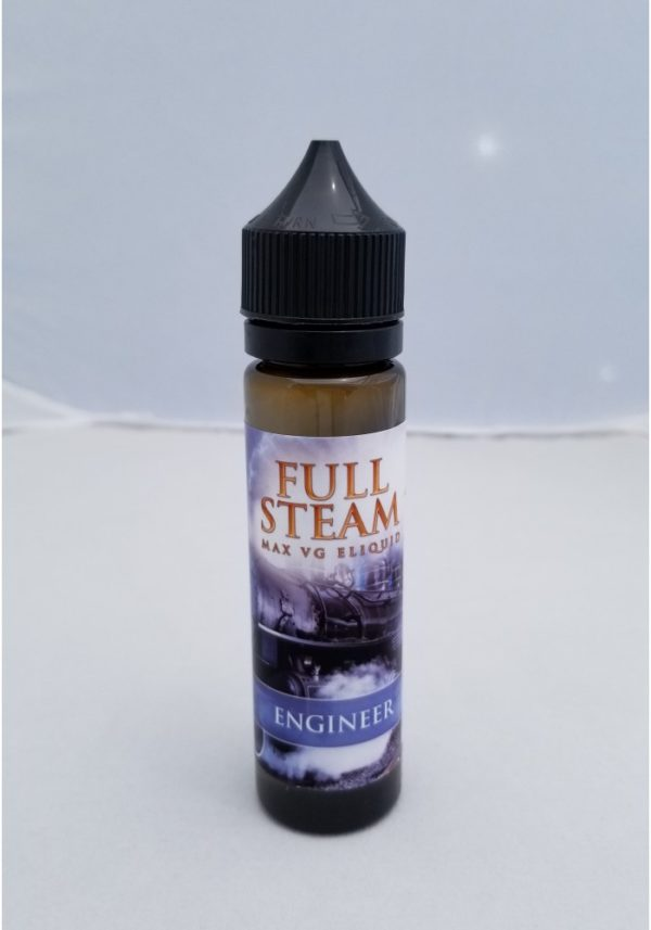 Saffire CBD Full Steam Max VG Engineer 60mL