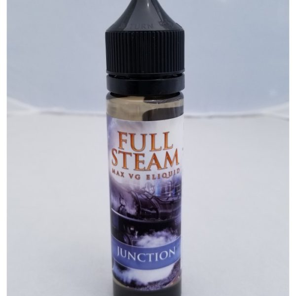 Saffire CBD Full Steam Max VG Junction 60mL