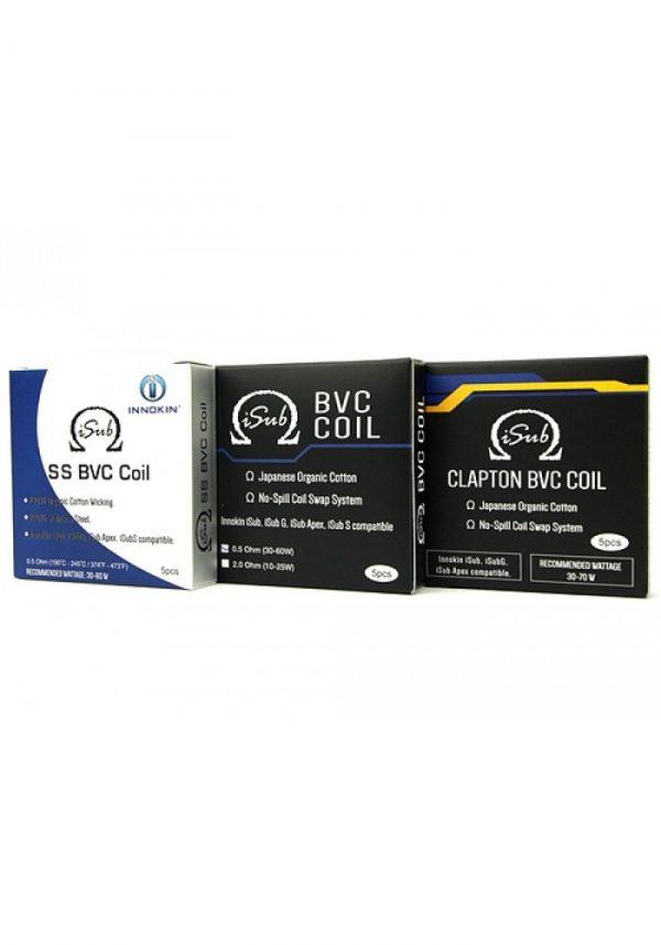 Saffire CBD Innokin iSub PLEX Coils