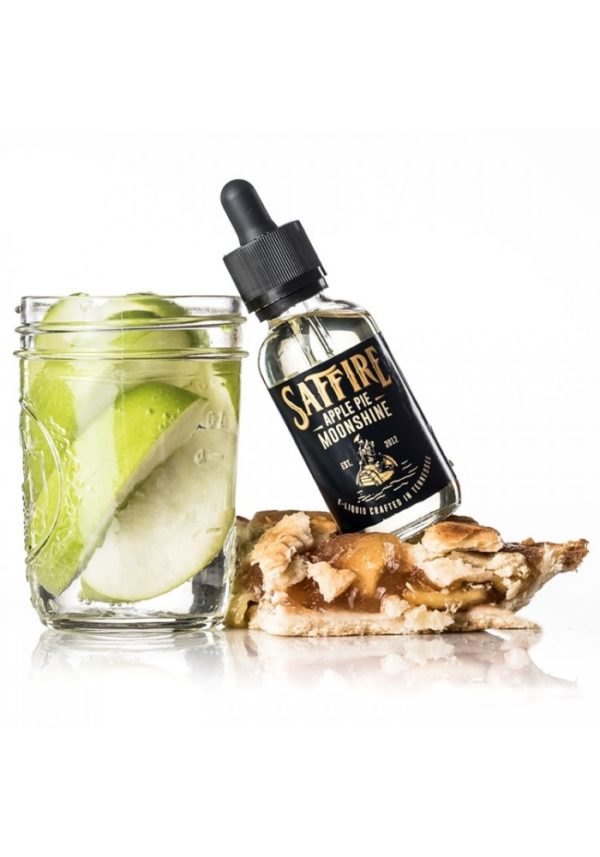 Saffire CBD Moonshine Apple Pie 60mL