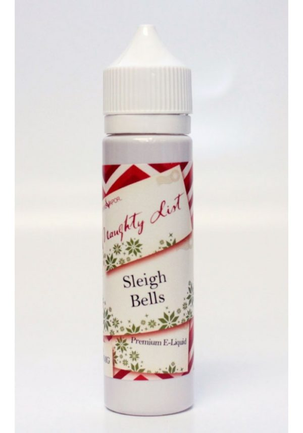 Saffire CBD Naughty or Nice Sleigh Bells Chocolate Peppermint 60mL