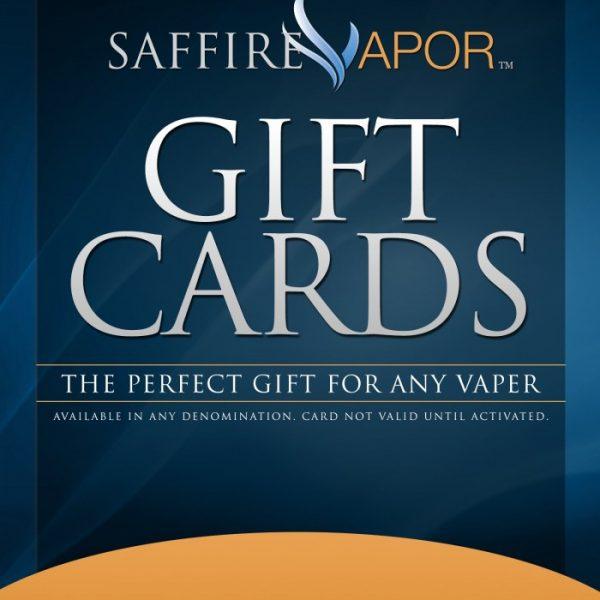 Saffire CBD Saffire Vapor Gift Card