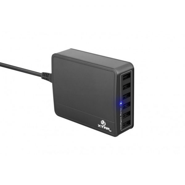 Saffire CBD Xtar Six Bay USB Charger 1