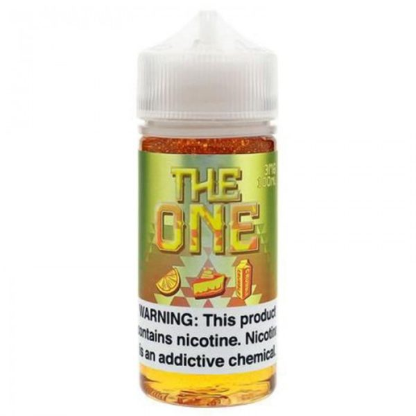 Saffire CBD beardvapeco-the one-lemon 3mg 100ml