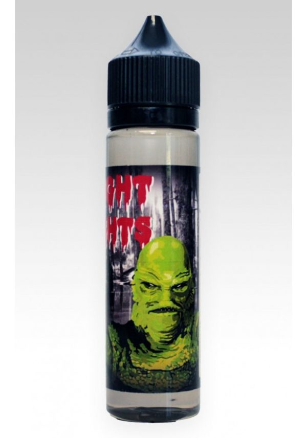 Saffire CBD creature-product-shot Sweet & Sour Green Apple 60ml
