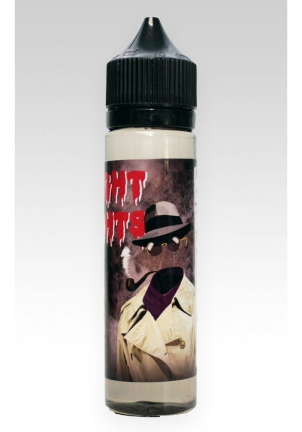Saffire CBD invisible-man- Sweet Blue Raspberry 60ml