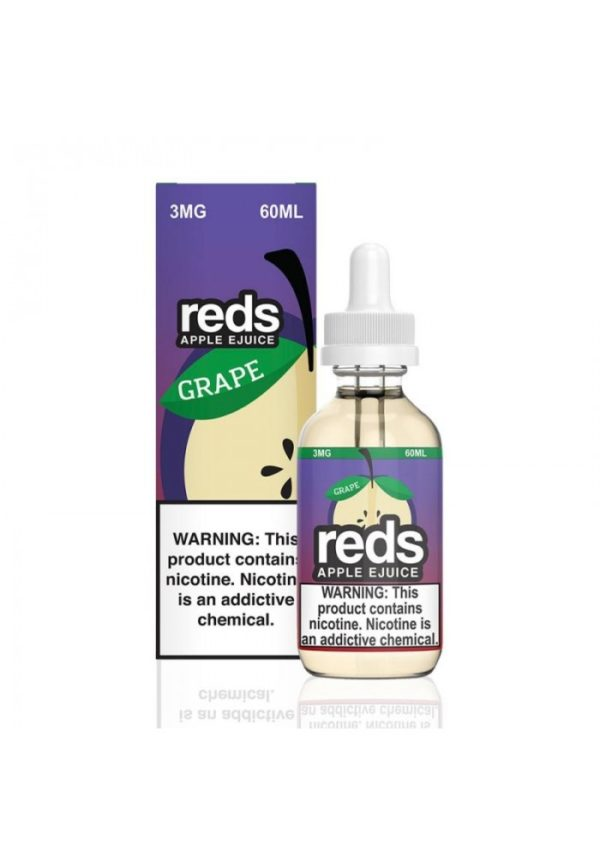 Saffire CBD reds apple Grape ejuice 3mg 60mL