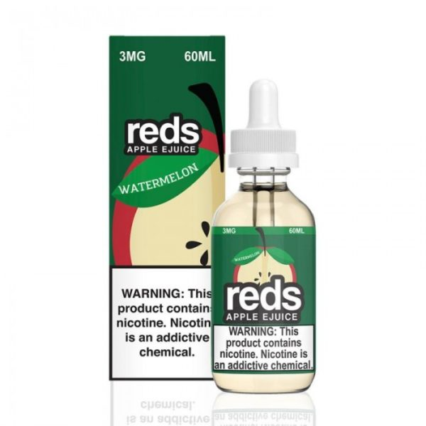 Saffire CBD reds apple Watermelon ejuice 3mg 60mL