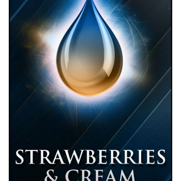 Saffire Vapor Strawberries and Cream e-liquid