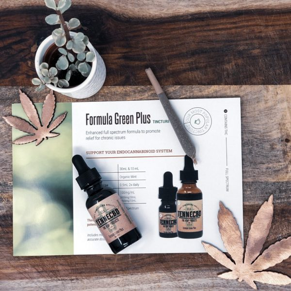 Tennecbd-CBD-Formula-Green-Plus-Full-Spectrum-Saffire-Vapor
